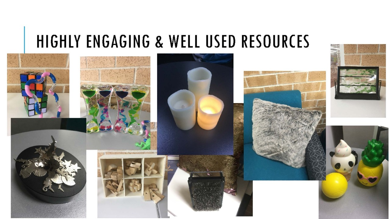 collage of various items that are highly engaging and well-used.