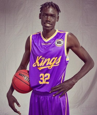 Deng Acouth, class of 2014 - Sydney Kings, NBL