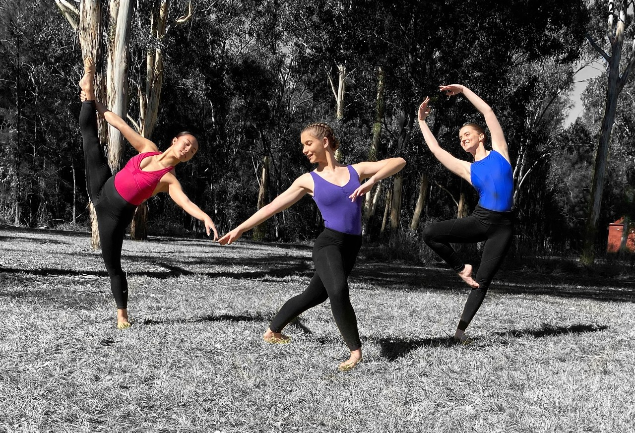 Wyndham College HSC dancers