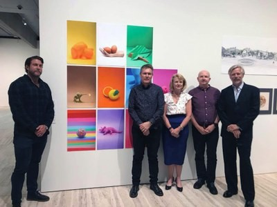 Visual Art Faculty at Sir William Dobell Art Foundation Award